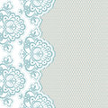 Lace Frame Royalty Free Stock Photo - 52425355