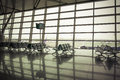 Airport Waiting Area Stock Photography - 52429322