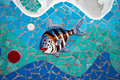 Ceramic Fish The Amalfi Coast, Italy Royalty Free Stock Photography - 52430457