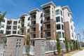 Apartment Building Royalty Free Stock Image - 52487836