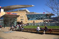 Target Field - Minnesota Twins Royalty Free Stock Image - 52487866