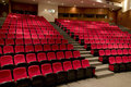 Theater Ready For Show Royalty Free Stock Photo - 5258075