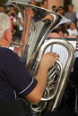 Street Trumpet Orchestra Stock Images - 5259724