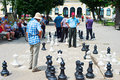 Chess Players Royalty Free Stock Photos - 52521208
