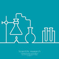 The Concept Of Chemical Science Research Lab Stock Photos - 52545063
