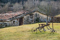 Farm In Catalonia Royalty Free Stock Images - 52552299