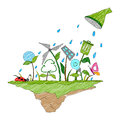Earth Day Concept Royalty Free Stock Photo - 52555735