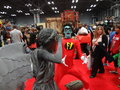 The 2013 New York Comic Con 95 Royalty Free Stock Photo - 52561815