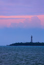 Sanibel Island Lighthouse Dawn Stock Images - 52562294