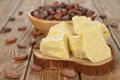Natural Cocoa Butter Stock Images - 52580294