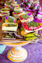 Bali Hindu Offerings For Galungan Ceremony Royalty Free Stock Photography - 52594207