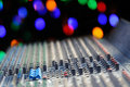 Sound Mixer Royalty Free Stock Photography - 52597177