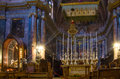 High Baroque St John Co-Cathedral Is Today Maltas Prime Tourist Attraction. Royalty Free Stock Photo - 52598665