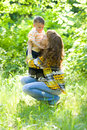 Mother And Child Stock Photography - 5263202