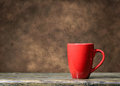 Red Cup Royalty Free Stock Image - 52601056
