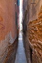 Narrow Streets Of Venice Stock Photo - 52612780