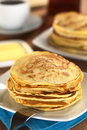 Pancakes Royalty Free Stock Images - 52643699
