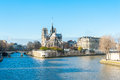 Notre-Dame Cathedral Royalty Free Stock Image - 52683236