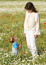 Mother With Son Stock Images - 5275294