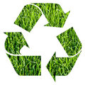 Recycle Symbol Royalty Free Stock Image - 5277576