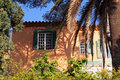 Luxury House In The South Of France Stock Photos - 5278033