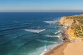 Sea Beach In Ericeira For Surfers. Royalty Free Stock Image - 52700056