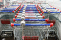 Leclerc Shopping Cart Royalty Free Stock Images - 52717359