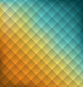 Illustration Geometrical Abstraction Background With Squares Royalty Free Stock Images - 52718059