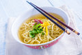 Saimin Soup Royalty Free Stock Images - 52724109