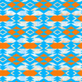 Navajo Aztec Textile Inspiration Pattern. Native American Indian Royalty Free Stock Images - 52738689