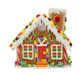 Gingerbread House Stock Image - 52770381