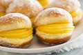 Bolos De Berlim Or Berlin Balls, Fried Dough With Sweet Egg Stock Photo - 52796270