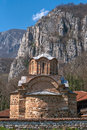 Panorama Of Medieval Poganovo Monastery Of St. John The Theologian Stock Photo - 52811670