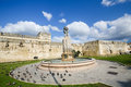 Fountain Of The Lovers Or Fontana Degli Innamorati In Lecce, Pug Stock Images - 52830654