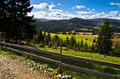 Mountain Road And Landscape At Autumn Sunny Day, Radocelo Mountain Royalty Free Stock Photography - 52832287