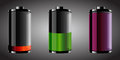 Glossy Looking Batteries Stock Photo - 52839980