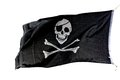 Jolly Roger Pirate Flag Stock Images - 52848744