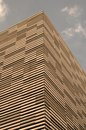 Modern Office Building With Timber Facade Royalty Free Stock Image - 52855536