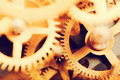 Grunge Gear, Cog Wheels Background. Industrial Science, Clockwork, Technology. Royalty Free Stock Photography - 52975027