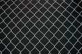 Chain Link Fence Stock Photography - 538732