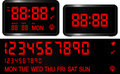 Digital Alarm Clock Royalty Free Stock Photos - 5307928