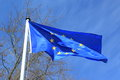 European Union Flag Stock Photography - 53025392