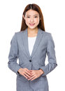 Casual Asian Busines Woman Royalty Free Stock Images - 53032699