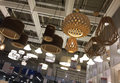 Light Fixtures Selling At Furniture Market Stock Photo - 53038280