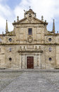 College Of Our Lady Of The Old,Monforte Of Lemos Royalty Free Stock Photography - 53039567