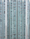 Hong Kong High Density Housing Royalty Free Stock Photos - 53100118