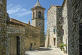 Tuscan Street Royalty Free Stock Images - 53109109