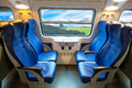 Car Of The Train Of The Long-distance Message Stock Images - 53110854