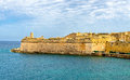View Of Fort Saint Elmo In Valletta Stock Photography - 53123122