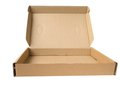 Open Cardboard Box Stock Photos - 53137283